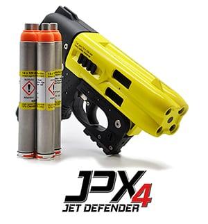 JPX-4 Jet Defender - Laser